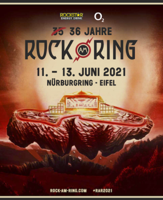 ROCK AM RING 2021