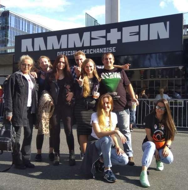 RAMMSTEIN 2019: отчет о поездке на концерт в Тампере