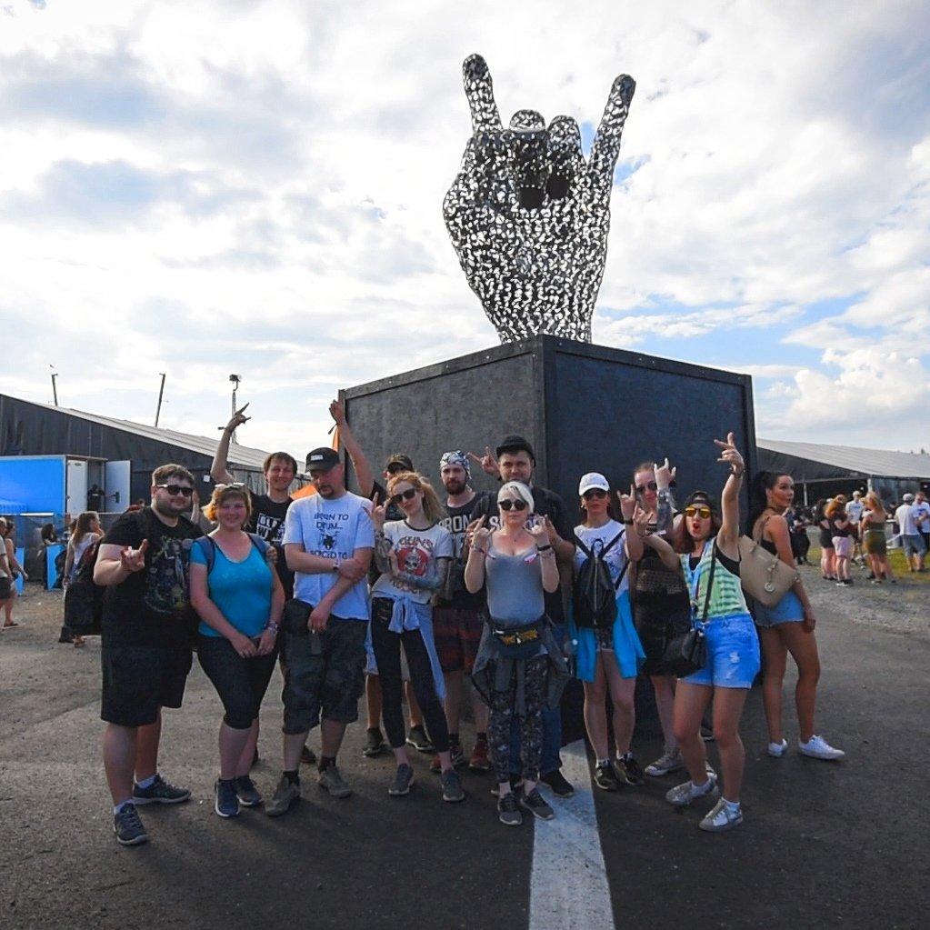 RockFest Finland 2019: отчет о поездке на фестиваль