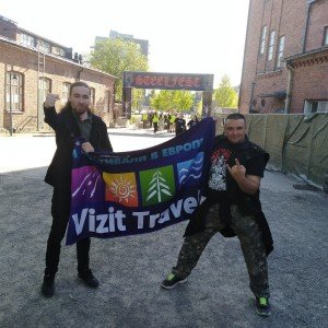 STEELFEST 2018: Отчёт о поездке на фестиваль