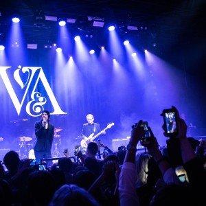 VILLE VALO & The Agents: отчет о паромном рок-круизе 30 марта 2019