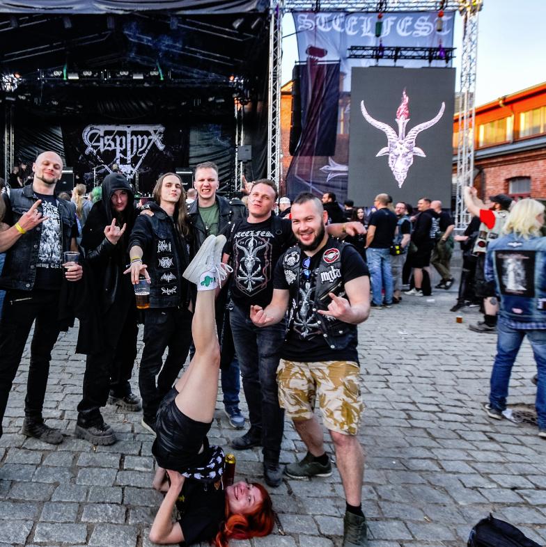 STEELFEST 2019: отчет о туре на главный блэк-метал фестиваль Европы!