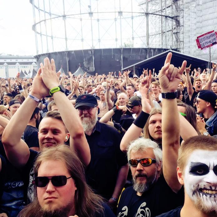TUSKA 2019: отчет о туре на фестиваль в Хельсинки
