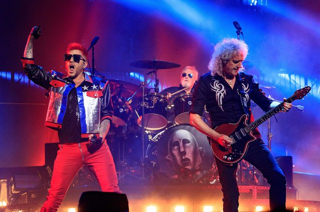 QUEEN + Adam Lambert, Europe 2020